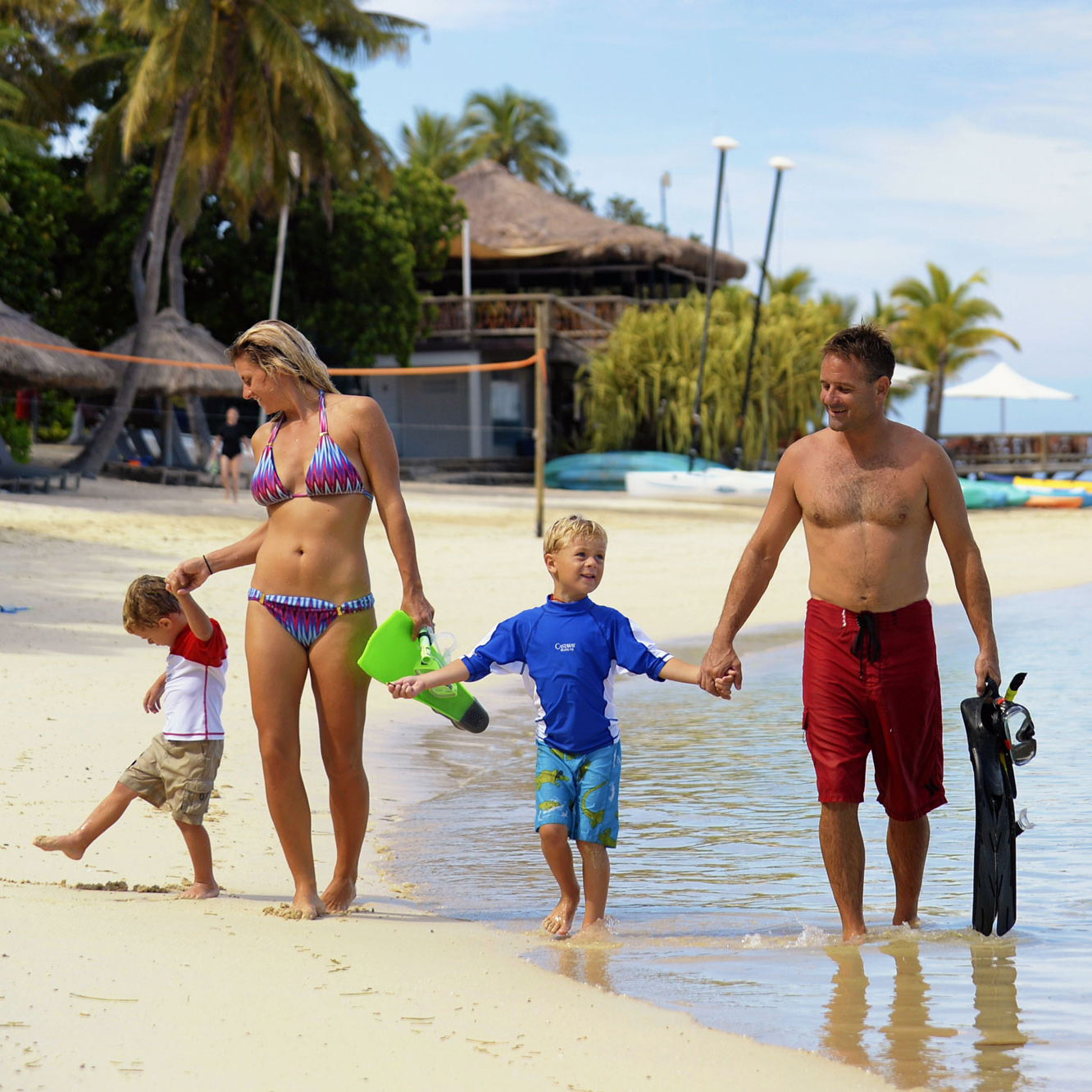Family Friendly Fiji